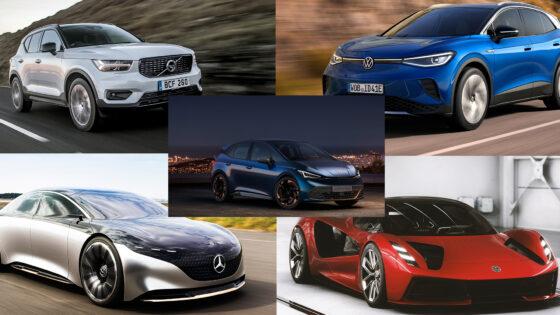 TouringCar EVs for 2021